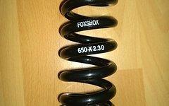 Fox Stahlfeder 650x2.30