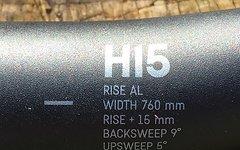 Canyon HI5 Lenker 760mm