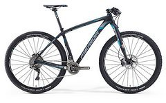 "Merida Big.Nine 9000 Carbon Gr. S (15"") NEU -50%"