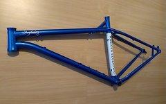 "NS Bikes Eccentric Cromo Stahl 27,5+ / 29"" 130-150mm Boost Plus Rahmen - Neu - L / 19,5"""