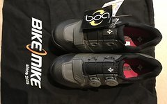Specialized Women's 2FO Cliplite MTB Damenschuh - Black/Dark Grey