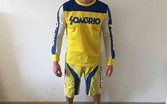 Sombrio Retro Racing Jersey