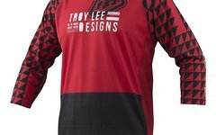 Troy Lee Designs Jersey RUCKUS Red Black M, Enduro *NEU*