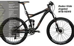 Radon Slide 8.0 150  XT Rock Shox