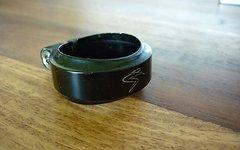 Santa Cruz Sattelklemme 34,9mm Schwarz Eloxiert gebraucht