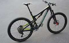 Santa Cruz Solo / 5010 Komplettbike Gr. M