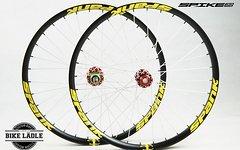Spank Spike 33 TEAM Laufradsatz mit Hope Pro 4 / Halo Nabe