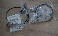 Shimano BR-T785 Scheibenbremse XT Trekking v+h silber
