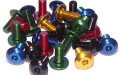 Tuning Pedals Aluminium Schrauben für den Flaschenhalter M5x 12 und 16 mm