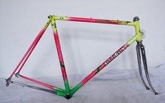Battaglin Rennrad Rahmen - Columbus Cromor - RH 53