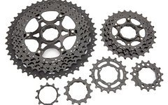Box Components TWO 11-46T MTB  11 SPEED, BLACK