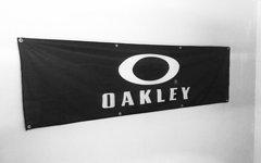 Oakley Werbebanner, Flagge, Transparent - NEU
