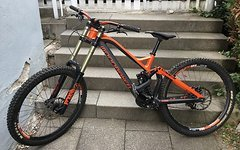 Mondraker Summum Carbon Pro 2016 Komplettbike
