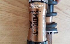 Marzocchi Moto C2R progression Booster 267x 89 Fox YT DH