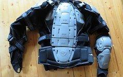 IXS Battle Jacket Gr. S/ M kaum getragen