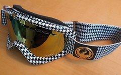 Dragon Optics DX Goggle Limited Bling Edition