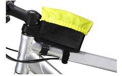 Fbp Parts Mini Fahrrad kleine Rahmentasche mit Regenschutz
