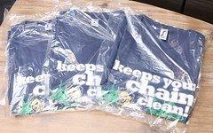 Kettenwixe Metzger T-Shirt Denim *BLOWOFF* 3 Stück für nur 19€ !!!!