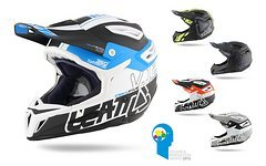 Leatt DBX 5.0 Composite DH Helm
