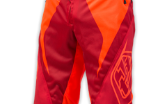 Troy Lee Designs SPRINT SHORT REFLEX ROCKET RED 2016
