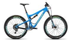 Santa Cruz 5010 carbon CC XX1 (ohne Enve Laufräder)