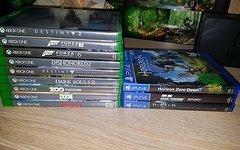 Xbox U. Ps4 Games