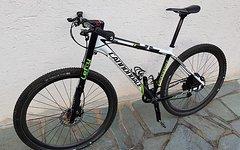 Cannondale F29 Carbon 7,66kg Projektbike