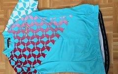 Maloja Shirt SS Kissing Birds Größe M