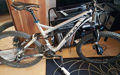 Solid Magix Comp 160mm Enduro Bike