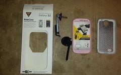 Topeak RideCase Samsung Galaxy S3 + S4