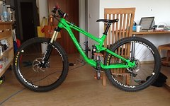 Transition Bikes Scout 2016, Medium