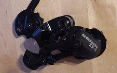SRAM SX-5 9fach Schaltwerk, schwarz, langer Käfig, NEU