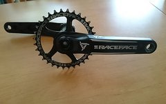 Race Face Turbine Cinch Direct Mount 1x10-/11-fach Kurbelgarnitur
