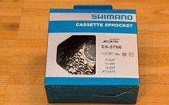 Shimano 105 5700 12-27 Kassette NEU OVP
