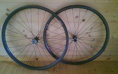 Carbon XC/Trail Laufradsatz *nur 1519 Gramm