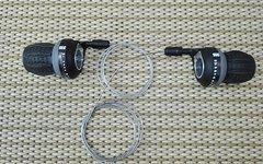 Sec Recon Drehriffschalter 3/10-fach - Shimano 9-fach kompatibel