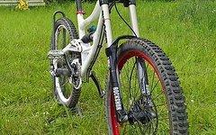 Specialized SX Trail 2010, Boxxer