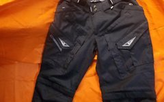 Platzangst Wetterfeste Zip-Off DH Hose