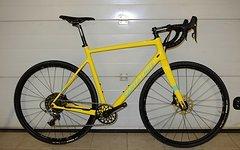 Santa Cruz Stigmata C, Gravel Cyclocross Rennrad, 2017