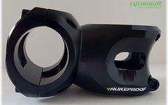 Nukeproof Warhead Vorbau 50mm *schwarz* (31,8mm Lenker / 28,6mm Gabelschaft)