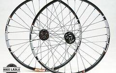 Notubes Crest MK3 Laufradsatz mit Noa-Bl-Evo-3 Naben 24 Zoll 1350 g