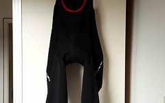 Gore Bike Wear Oxygen Windstopper Softshell 3/4 Trägerhose Gr. M