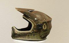 661 SixSixOne Grüner Helm