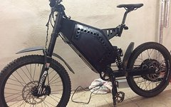 Power Ebike Stealth Bomber Power e bike