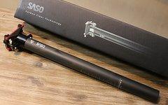 Saso Carbon Sattelstütze 31,6mm *NEU*