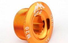 Zfz Kurbel -schraube Crank bolt ausdruck für Shimano XT XTR saints HOLLOWTECH II Orange