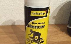 SwissStop Disc Breake Silencer 400ml