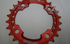 Reverse Components Race SL CD für 2x10 26 T rot