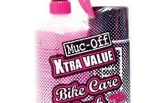 Muc-Off Bike Cleaner (1 Liter) und 1x Bike Spray (500ml)