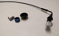 Fox 34 FIT4 Remote Upgradekit - Hebel und Topcap